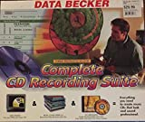 DATA Becker Complete CD Recording Suite Three products in One MP3 Wizard Music Recorder Turn Vinyl and Cassettes into CD's 2.0 CD Label Maker Create Inserts, and Jewel Cases