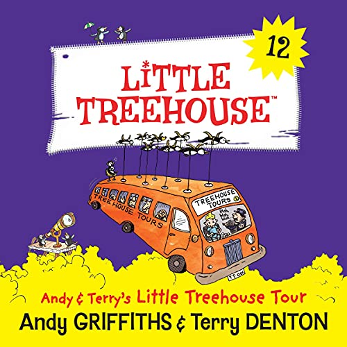 Andy & Terry's Little Treehouse Tour cover art