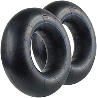 Wadoy 13X5.00-6 Inner Tube Replacement Tire Tube 13X4.00-6,4.10 3.50-6,145/70-6,3.50/4.00-6 with Tr13 Straight Valve Stem for Wheelbarrows, Mowers, Hand Trucks