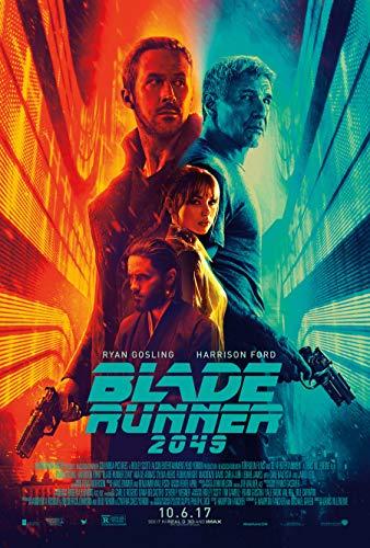 BLADE RUNNER 2049 MOVIE POSTER 2 Sided ORIGINAL 27x40 RYAN GOSLING RIDLEY SCOTT