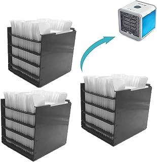 Arctic Air Cooler Filter Vervangingsfilter bevat 30 papierlagen voor Mini Air Cooler Fan en Mini Mobiele Air Conditioners...