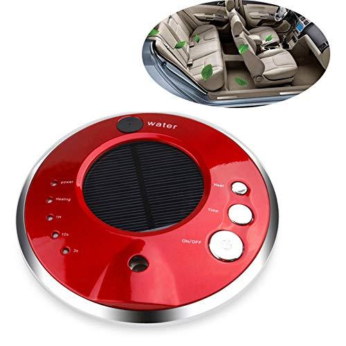 DOLA Solar oplader auto luchtreiniger USB mini aromatherapie luchtbevochtiger voor familie gezondheid