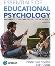 MyLab Education with Enhanced Pearson eText -- Access Card -- for Essentials of Educational Psychology: Big Ideas To Guide Effective Teaching (5th Edition)