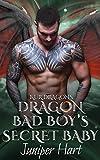 Dragon Bad Boy's Secret Baby (Kur Dragons Book 4) (English Edition)
