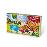 Gullón Vitalday Sandwich Yogur Galleta Desayuno y Merienda, Paquete de 5 x 44g