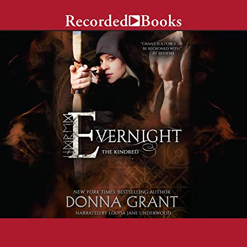 Evernight Audiobook By Donna Grant cover art