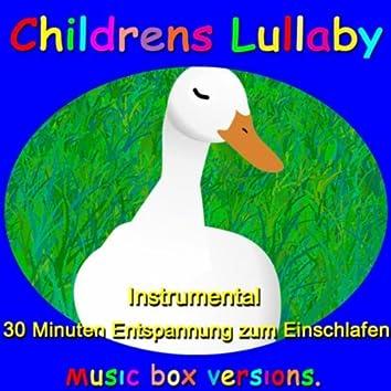 Childrens Lullaby (Instrumental Lieder Zum Einschlafen)