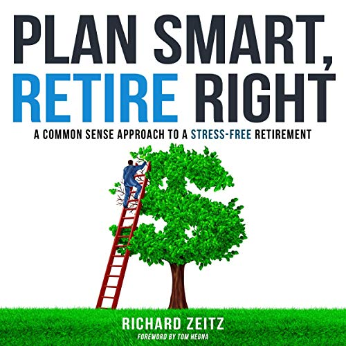 Plan Smart, Retire Right audiobook cover art