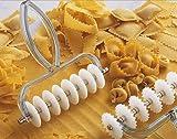 EURO MARKETING MANUFACTURING Taglia SFOGLIA Speedy Pasta, Bianco, Unica