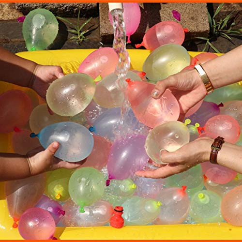 1700 Pack Water Balloons, Biodegradable Latex Water Balloon Assorted...