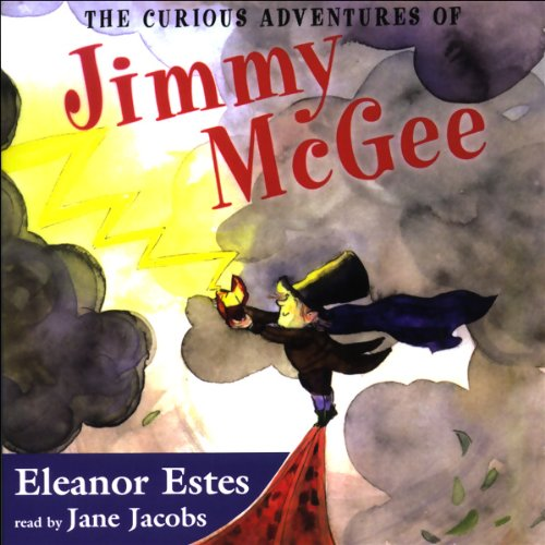 The Curious Adventures of Jimmy McGee cover art