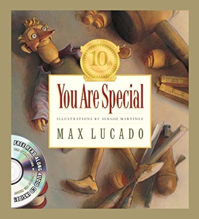 You Are Special (Tenth Anniversary Limited Edition) (Max Lucados Wemmicks) by Max Lucado (2007-08-17)