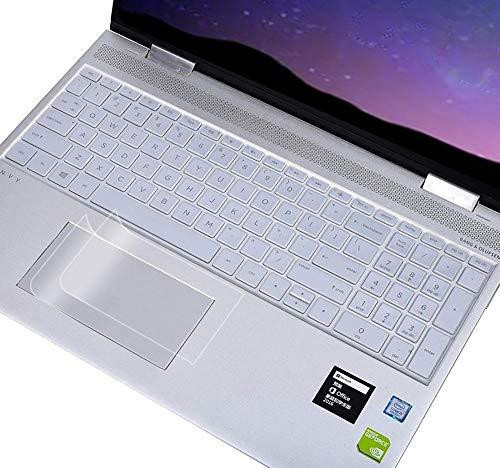 WENWELL Trackpad Schutz für 2020 2019 HP Pavilion x360 14 Zoll 14t 14-CD 14M-BA 14M-CD 14M-DH 14-BF BW cm BA CF DK DS DQ Serie, kratzfeste Touchpad-Abdeckung, Laptopzubehör