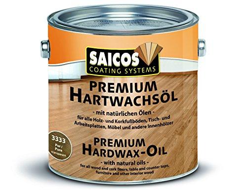 Preisvergleich Produktbild Premium Hartwachs-Öl Pur 2, 5