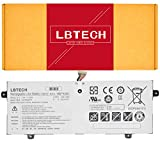 LBTECH AA-PBUN2TP Compatible Laptop Battery Replacement for Samsung Chromebook 3 11.6' 500C XE500C13 XE500C13-K01US XE500C13-K02US XE500C13-K03US XE500C13-K04US XE500C13-K05US Series 7.6V 33Wh