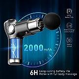 Zoom IMG-1 pistola massaggio muscolare karaeasy massaggiatore