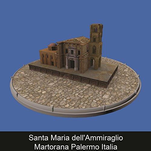 Santa Maria dell'Ammiraglio Martorana Palermo Italia (ITA) copertina