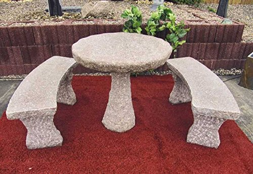 Granimex Sitzgruppe Zuo rosa
