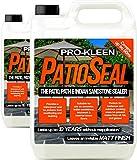 Pro-Kleen PatioSeal Matt Patio Sealer/Sealant (10 litres) for Indian Sandstone, Concrete, Paths,...