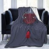 Fleece Blanket Evangelion Eva Unit 03 Anime Simple Cama Súper Suave Manta...