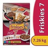 Friskies 7 Dry Cat Food - 7.26 kg Bag