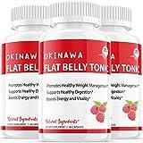 (3 Pack) Okinawa Flat Belly Tonic Powder Pills...