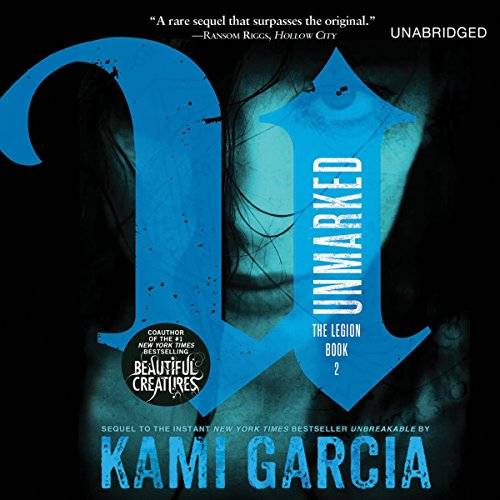 Unmarked audiobook cover art
