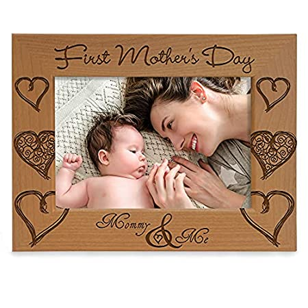 The Grandparent Gift Now That Im a Mother Frame Gift for Mom from Daughter