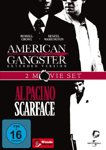 American Gangster / Scarface [Alemania] [DVD]