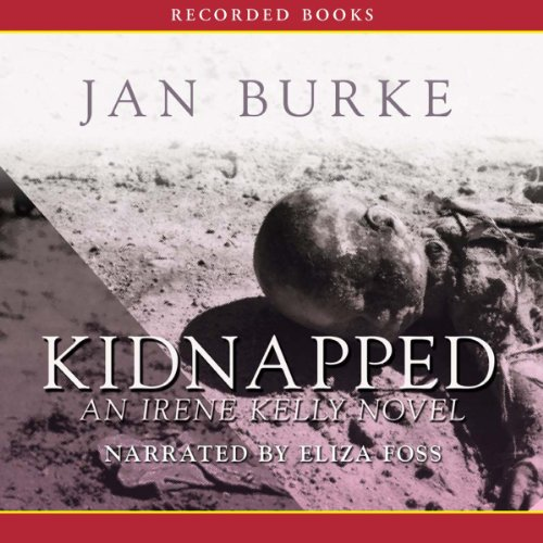 Kidnapped audiobook cover art