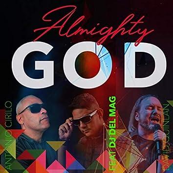 Almighty God (Remix) [feat. David Quinlan]