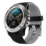 XSWZAQ Relojes Inteligentes para Exteriores, batería de Larga duración, rebotes frecuentes, Nuevo diseño de Circuito, Chips avanzados de bajo Consumo