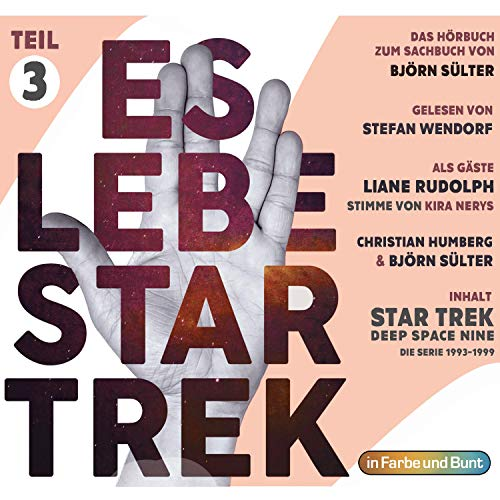 Es lebe Star Trek. Das Hörbuch 3 Titelbild