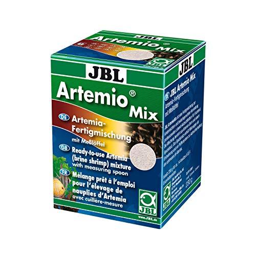 JBL ArtemioMix Alleinfutter für Krebse zum Anmischen, Lebendfutter, 230 g, 30902