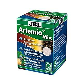 JBL ArtemioMix Alleinfutter für Krebse zum Anmischen, Lebendfutter, 230 g