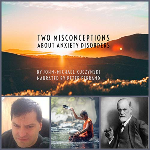 Two Misconceptions About Anxiety Disorders cover art