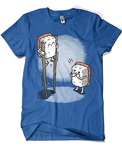 2193-Camiseta Sushi in Chopsticks (Olipop)
