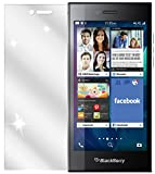 dipos I 2X Schutzfolie klar kompatibel mit BlackBerry Leap Folie Bildschirmschutzfolie