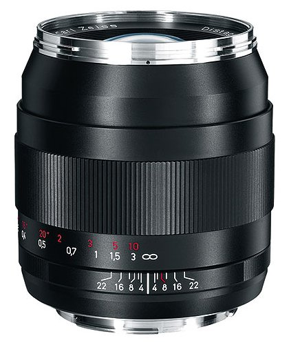 Zeiss 35mm f/2 Distagon T ZE Manual Focus Standard Lens for Canon EOS SLR Cameras