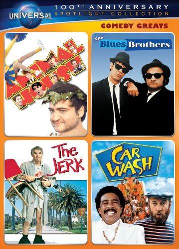 Comedy Greats Spotlight Collection (National Lampoon s Animal House / The Blues Brothers / The Jerk / Car Wash)