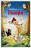 Bambi – U.S Movie Wall Poster Print - 43cm x 61cm / 17