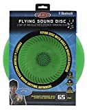 Flying Sound Disc - Light-Up and Bluetooth Speaker Throwing Disc-Green
