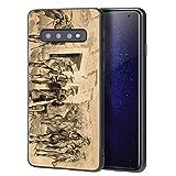 Berkin Arts Frederic Remington für Samsung Galaxy S10 Plus