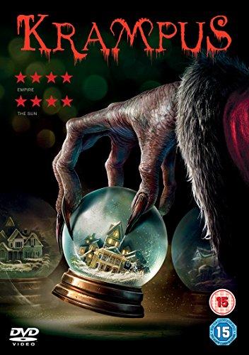Krampus [DVD] [2015] UK-Import (Region 2), Sprache-Englisch.