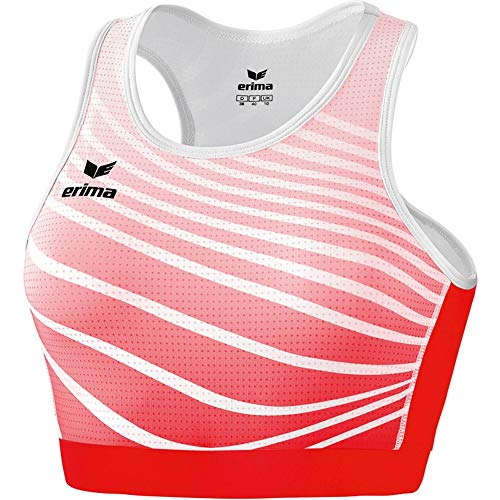 Erima Athletic Bra - red/white