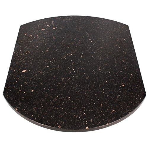 Multigleiter®│Granit Star Galaxy│ Gleitbrett | Gleiter für Thermomix TM6│TM5 und TM31