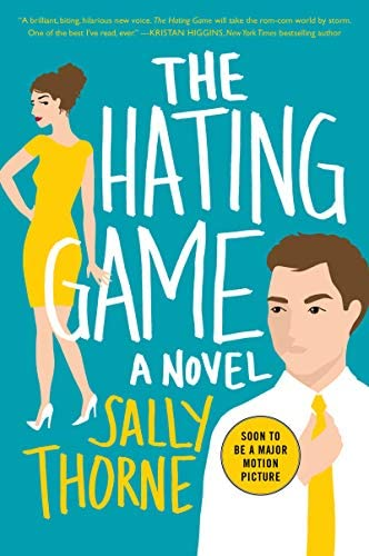 The Hating Game A Novel product image