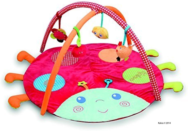 Kaloo Playmat Activity Activity Activity Toys, Ladybug by Kaloo dd18b6