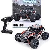 FunTomia Maximum RC Monster Truck - 4WD Thunder Car 36km/h ferngesteuertes Auto - Ersatzteile (1x...