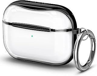 Spigen Ultra Hybrid etui zaprojektowane do Apple Airpods Pro (2019) – czarne